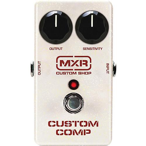 MXR Custom Shop CSP202 Custom Comp Compressor Guitar Effects Pedal-thumbnail