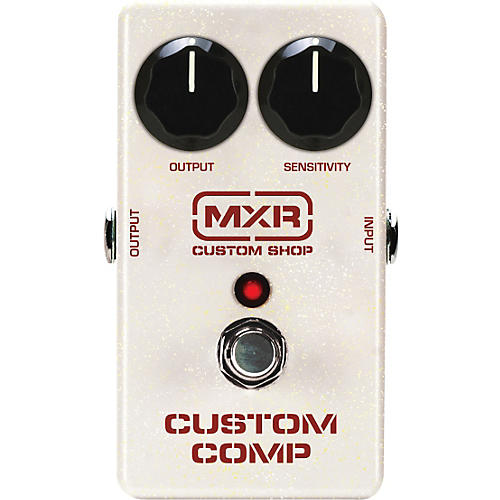 MXR Custom Shop CSP202 Custom Comp Compressor Guitar Effects Pedal-thumbnail