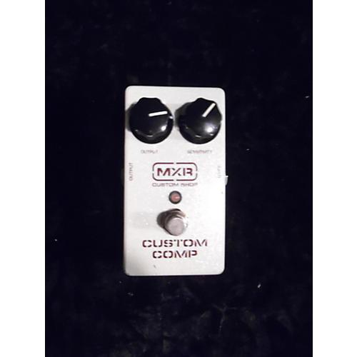 MXR CSP202 Custom Shop Compressor Effect Pedal-thumbnail