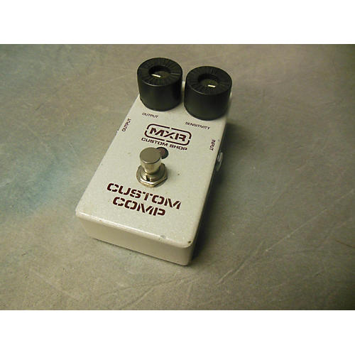 MXR CSP202 Custom Shop Compressor Effect Pedal