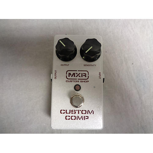 MXR CSP202 Custom Shop Compressor Effect Pedal-thumbnail