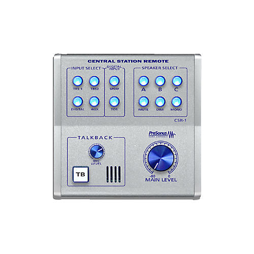 Presonus CSR-1 Central Station Remote Control
