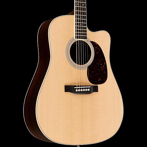 Martin CST DC-MMVE Dreadnought Acoustic-Electric Guitar Natural