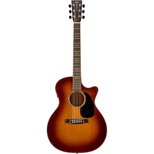 Martin CST GPCPA1 Big Leaf Maple Acoustic-Electric Guitar Natural