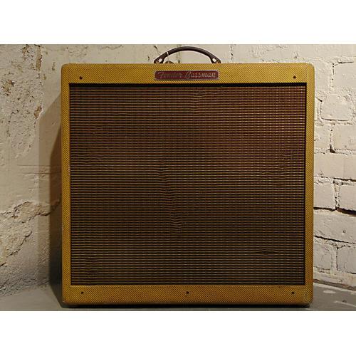 Fender CST SHOP RELIC 1959 BASSMAN 4X10 50W COMBO Tube Guitar Combo Amp