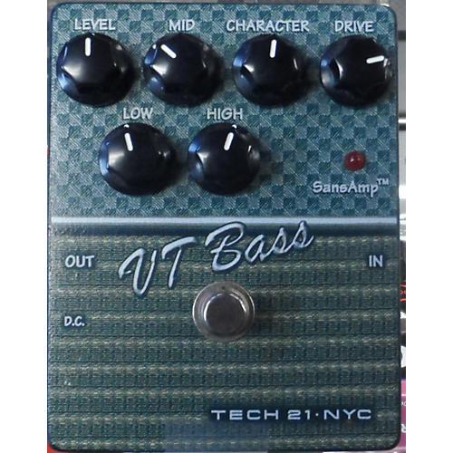 Tech 21 CSVTB.2 Sansamp Character Series VT Bass Bass Effect Pedal