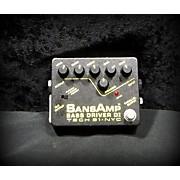 Tech 21 CSVTBDI Sansamp Character Series VT Bass DI Bass Effect Pedal