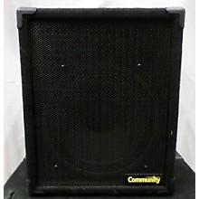 COMMUNITY CSX25-S2 Unpowered Speaker