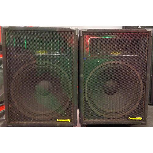 COMMUNITY CSX35S2 Pair Unpowered Speaker