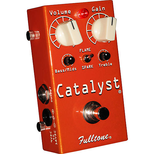 Fulltone CT-1 Catalyst Guitar Effects Pedal-thumbnail
