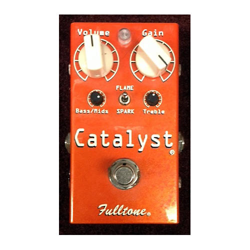 Fulltone CT1 Catalyst Fuzz Booster Effect Pedal-thumbnail
