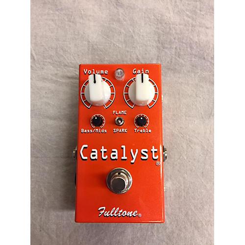 Fulltone CT1 Catalyst Fuzz Booster Effect Pedal
