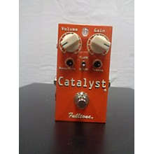 Fulltone CT1 Catalyst Fuzz Booster Effect Pedal