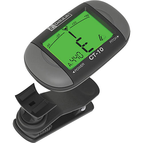 Deltalab CT10 Clip-On Tuner-thumbnail