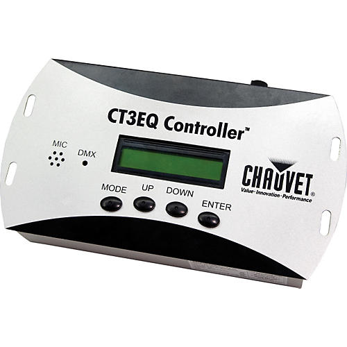 Chauvet CT3EQ - COLORtube 3.0 EQ Controller