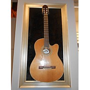Greg Bennett Design by Samick CT5CE Classical Acoustic Electric Guitar