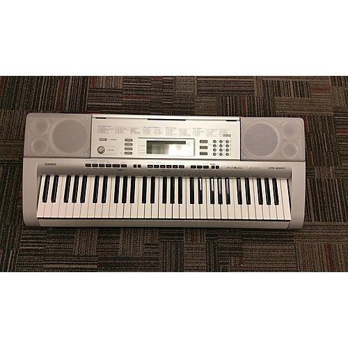 Casio CTK-4000 Keyboard Workstation-thumbnail
