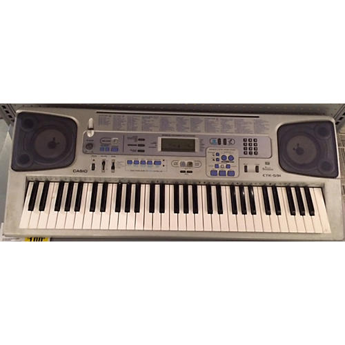 Casio CTK-591 Portable Keyboard