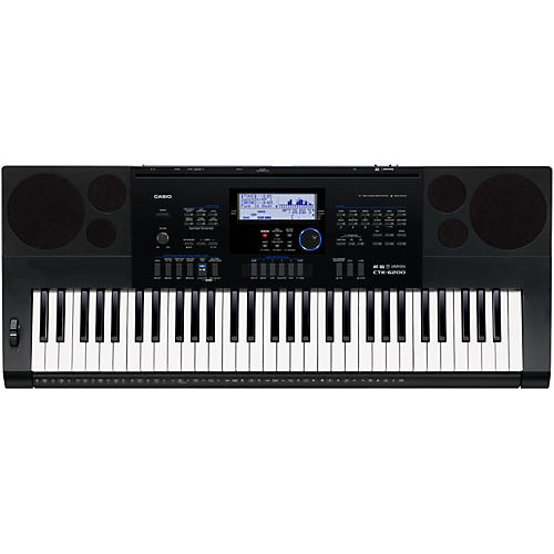 Casio CTK-6200 61-Note Portable Keyboard-thumbnail