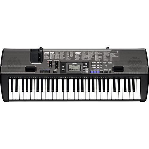 Casio CTK-720 61-Key Portable Keyboard-thumbnail