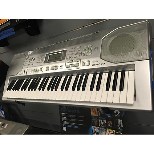 Casio CTK-800 Keyboard Workstation
