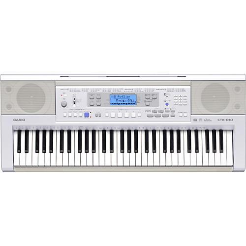 Casio CTK-810 61-Note Touch-Sensitive Keyboard-thumbnail