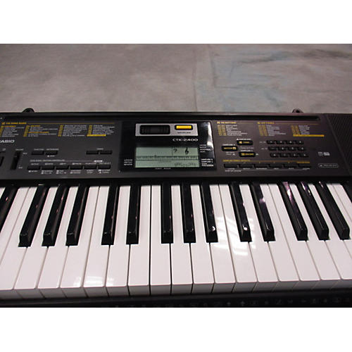 Casio CTK2400 61-Key Portable Keyboard-thumbnail