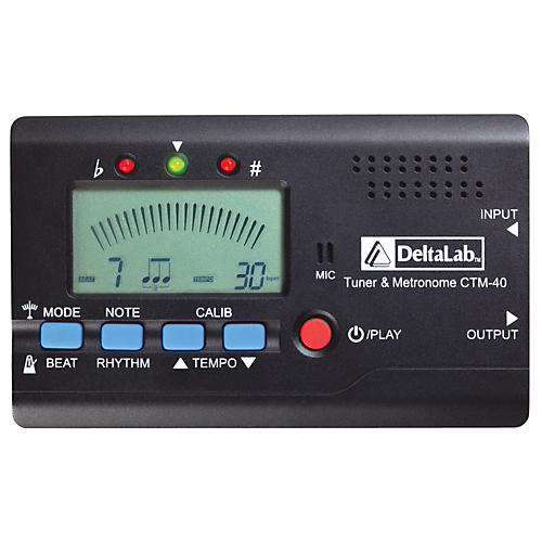 Deltalab CTM-40 Tuner and Metronome-thumbnail