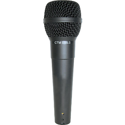 CAD CTM-55BLS Supercardioid Handheld Dynamic Microphone