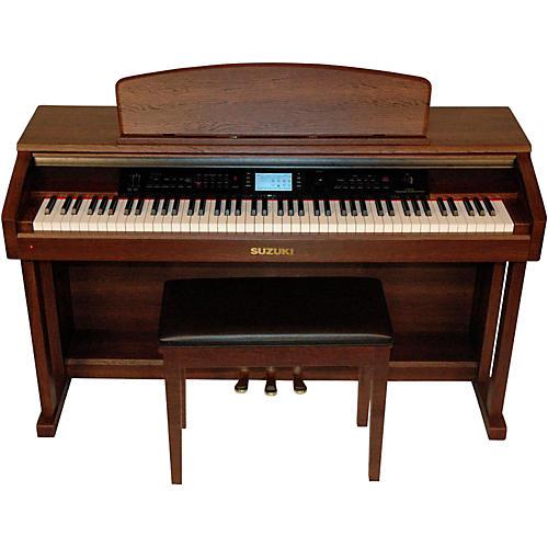 Suzuki CTP-88 Classroom Teaching Piano with Bench-thumbnail