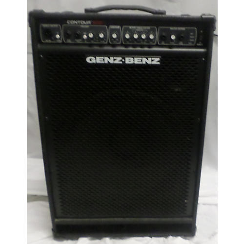 used genz benz ctr500 115t bass combo amp guitar center. Black Bedroom Furniture Sets. Home Design Ideas