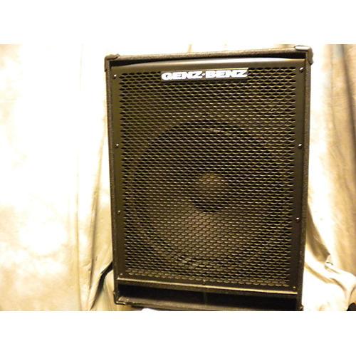 Genz Benz CTR500 Ext115 Bass Cabinet