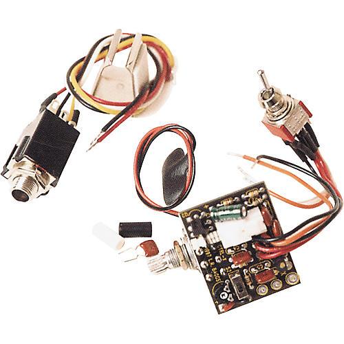 LR Baggs CTRL-X Preamp for LR Baggs Acoustic Strat X-Bridge-thumbnail