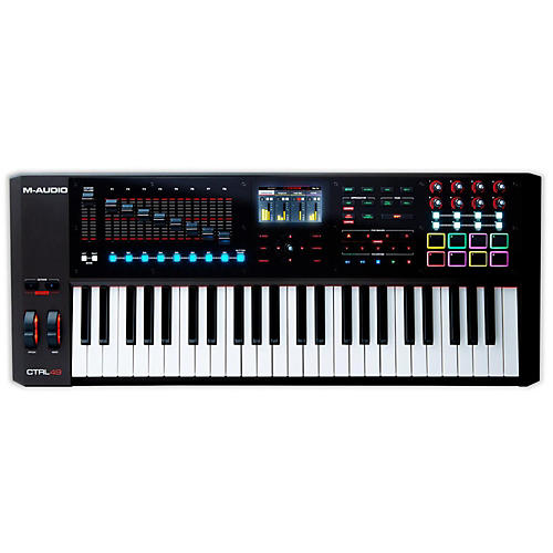 M-Audio CTRL49 Controller Keyboard
