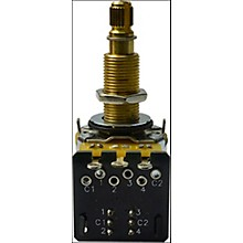 Mojotone CTS 500K Long Shaft DPDT Push-Pull Potentiometer