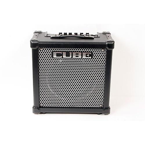 Roland CUBE-40GX 40W 1x10 Guitar Combo Amp Black 888365319513