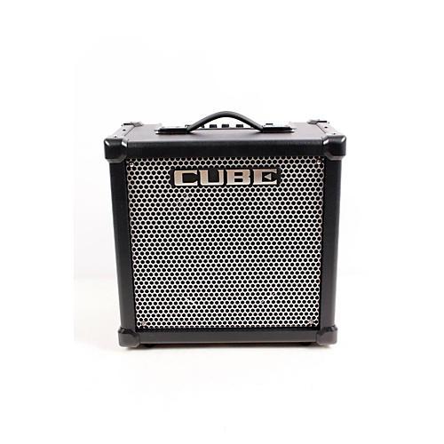 Roland CUBE-80GX 80W 1x12 Guitar Combo Amp Black 888365246680
