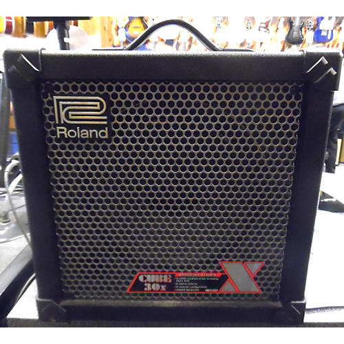 Roland CUBE30X Guitar Combo Amp-thumbnail
