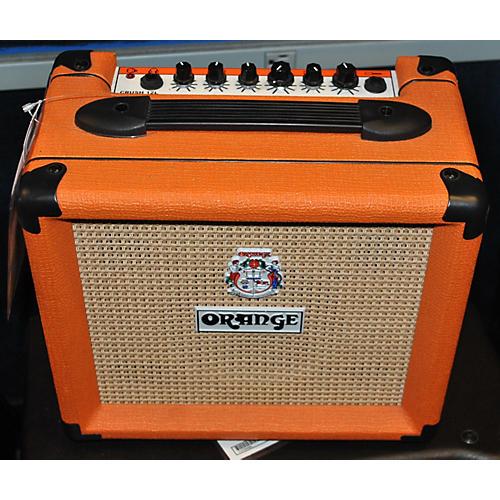 used orange amplifiers cursh 12 guitar combo amp guitar center. Black Bedroom Furniture Sets. Home Design Ideas