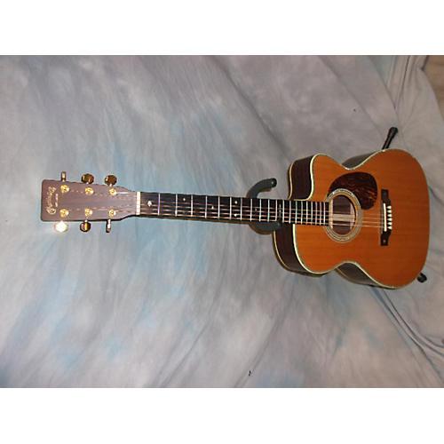 Martin CUSTOM 000C16RGTEAURA Acoustic Electric Guitar