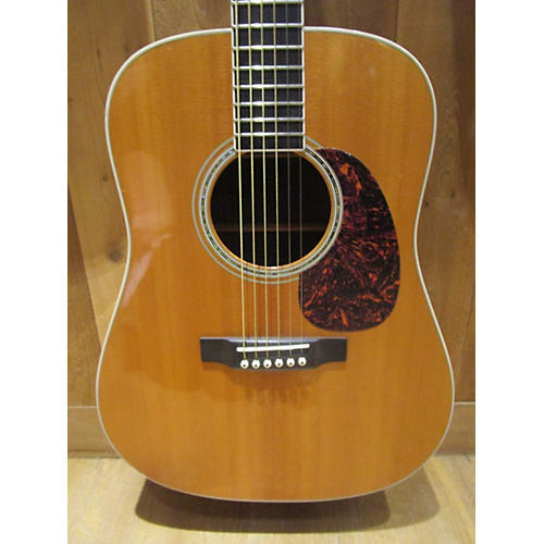 Martin CUSTOM D16RGT Acoustic Electric Guitar-thumbnail