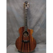 Taylor CUSTOM JU KOA 12 STRING 12 String Acoustic Electric Guitar