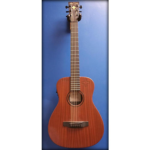 Martin CUSTOM LX1E ED SHEERAN Acoustic Electric Guitar-thumbnail