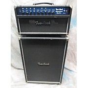 Two Rock CUSTOM REVERB SIGNATURE V2 50W + 2X12 TWO ROCK CAB Guitar Stack