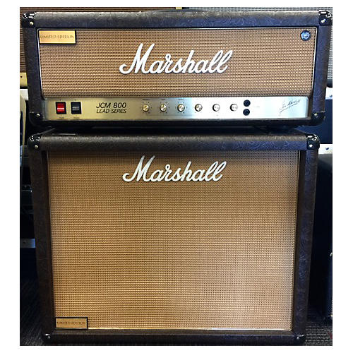 Marshall CUSTOM SHOP JCM800 WESTERN VINYL Guitar Stack