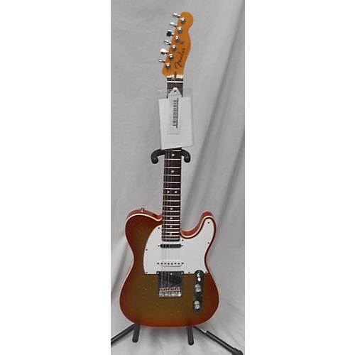 used fender custom shop nashville telecaster sunburst sparkle guitar center. Black Bedroom Furniture Sets. Home Design Ideas