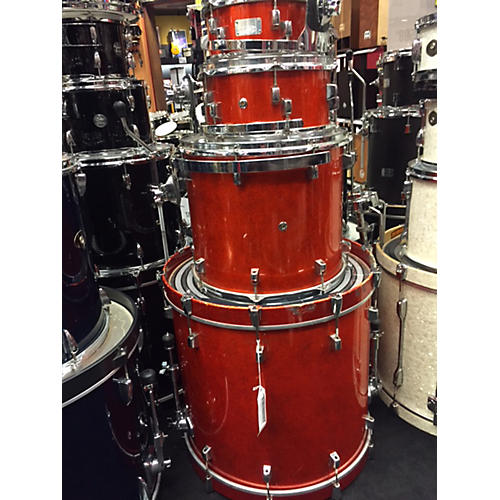 Orange County Drum & Percussion CUSTOMS Drum Kit
