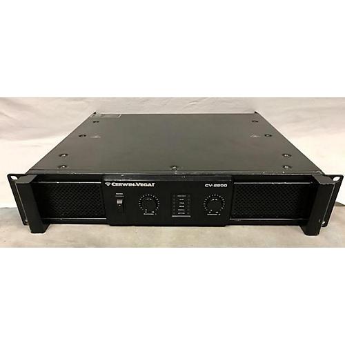 Cerwin-Vega CV-2800 Power Amp