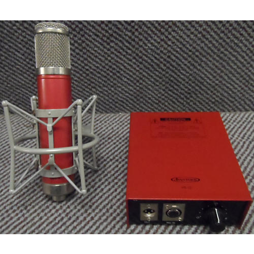 Avantone CV12 Candy Apple Red Condenser Microphone-thumbnail