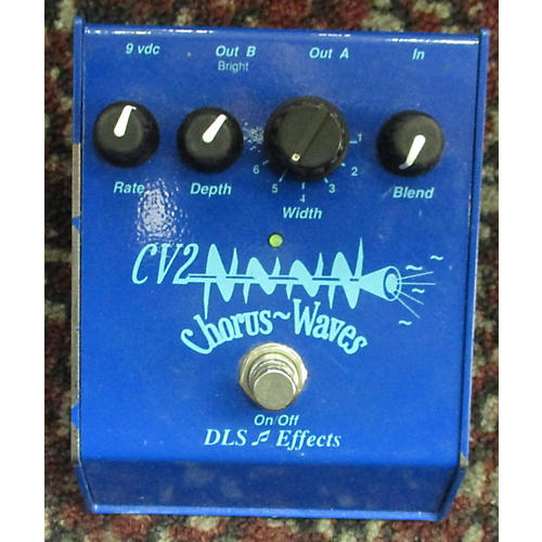 DLS Effects CV2 Chorus Waves Effect Pedal
